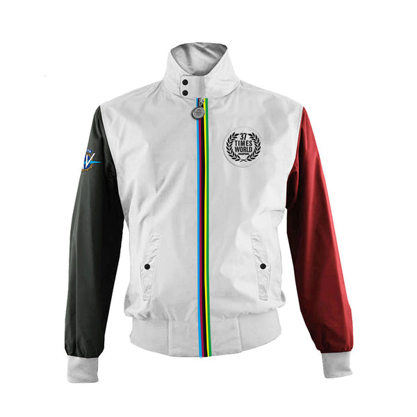 MV Agusta RC - Jacket Vintage White