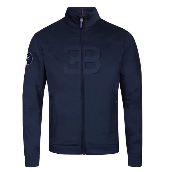 "Bugatti ""EB"" Jacket Blue Navy"