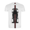 "Pagani ""Zonda 20Th"" Cinque T-Shirt Man  White"