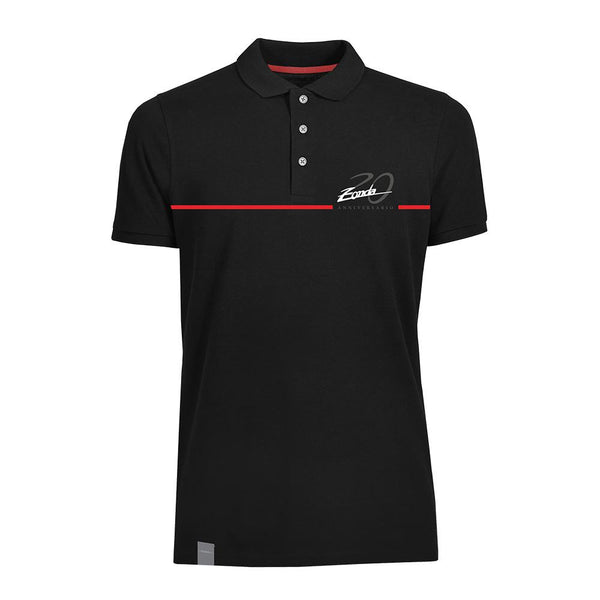"Pagani ""Zonda 20Th"" Cinque Polo Man Black"