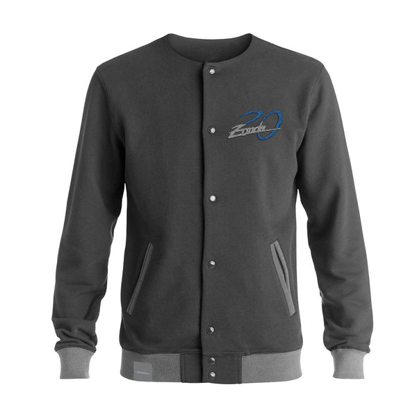 "Pagani ""Zonda 20Th"" Anniversary Logo Sweatshirt Man Dark Grey"