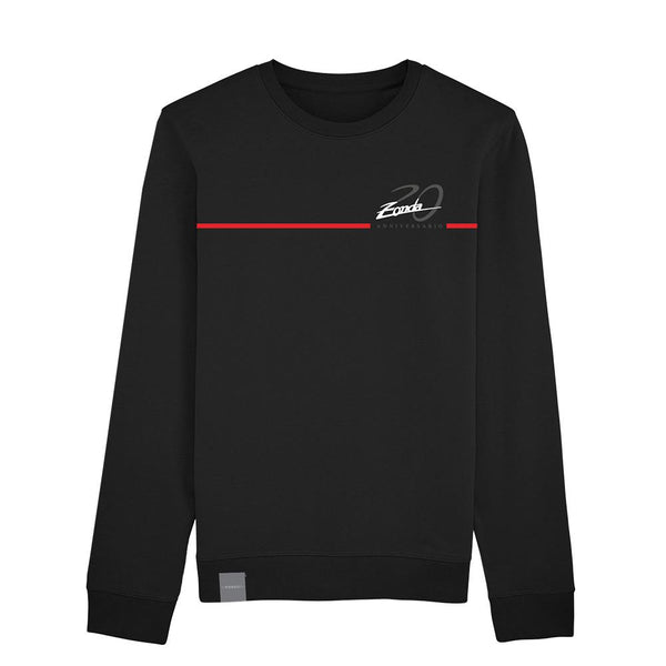 "Pagani ""Zonda 20Th"" Cinque Sweatshirt Man Black"