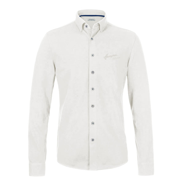 """Huayra Roadster"" Shirt Man White"