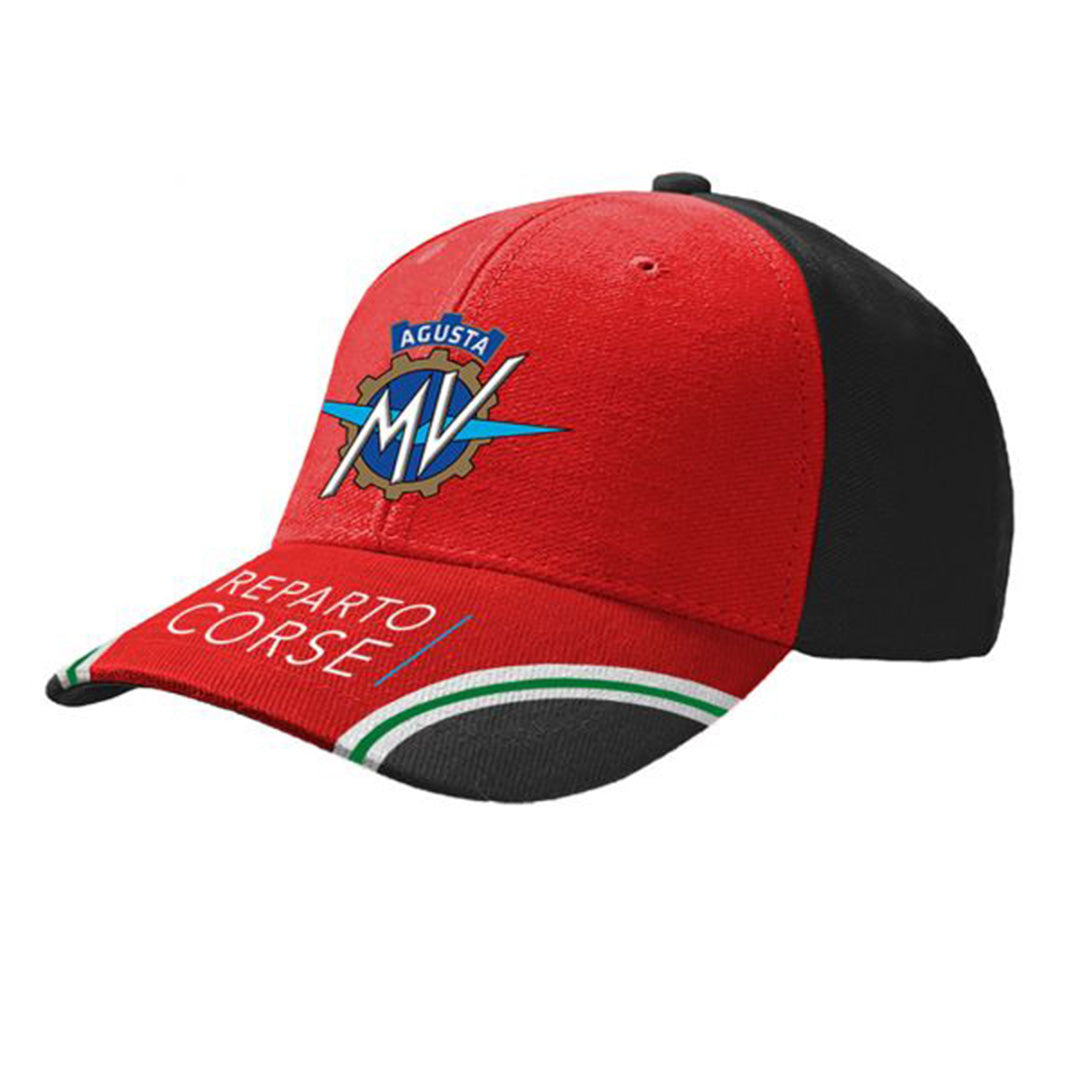 MV Agusta RC - Baseball Cap Red