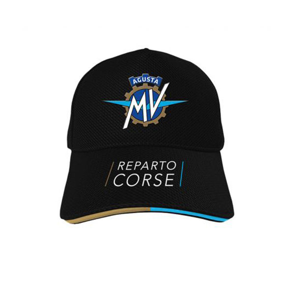 MV Agusta RC - Baseball Cap Black