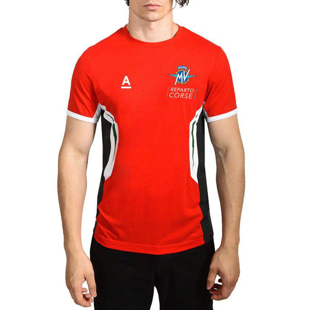 Reparto Corse Red T-Shirt