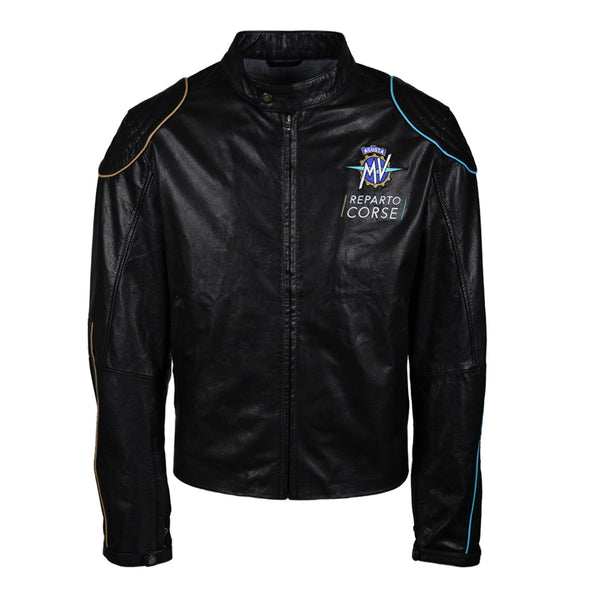 Jacket Black Leather