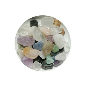 1 Lb Mixed Tumbled Stones - Nakhti By Kali J.N.S