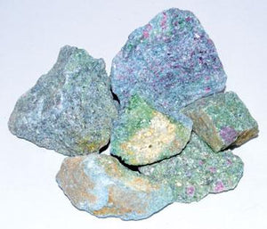 1 Lb Ruby Zoisite Untumbled Stones - Nakhti By Kali J.N.S