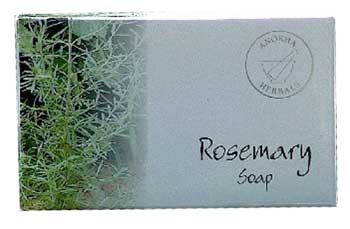 100g Rosemary Soap - Nakhti By Kali J.N.S