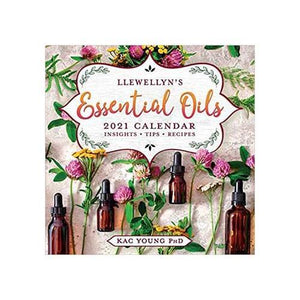 2021 Essential Oils Calendar By Llewellyn - Nakhti By Kali J.N.S