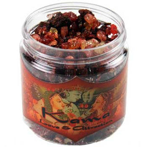 2.4oz Jar Kama Resin Incense - Nakhti By Kali J.N.S