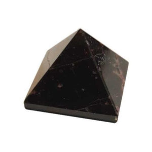 25-30mm Garnet Pyramid - Nakhti By Kali J.N.S