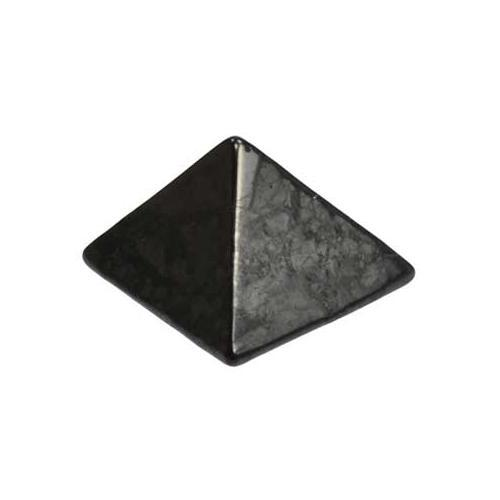 25-30mm Shungite Pyramid - Nakhti By Kali J.N.S