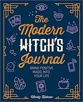Modern Witch's Journal (hc)
