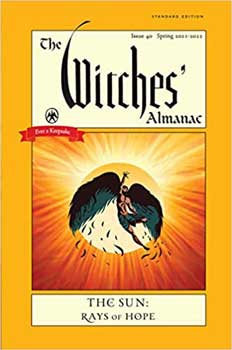 Witches' Almanac Spring 2021 To Spring 2022