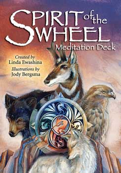 Spirit Of The Wheel Meditation Deck By Ewashina & Bergsma