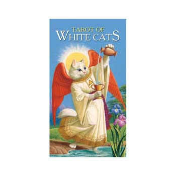 Tarot Of The White Cats Deck By Severino Baraldi