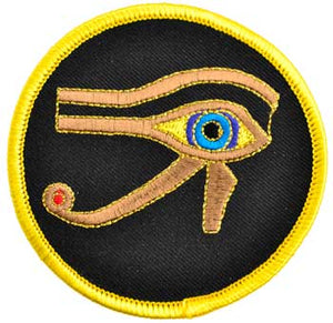 Eye Of Horus Sew-on Patch 3""