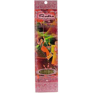 Radha Incense Stick 10 Pack