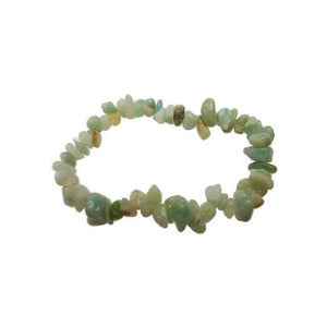 Amazonite Chip Bracelet - Nakhti By Kali J.N.S