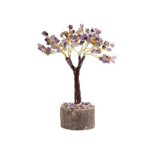 Amethyst Gemstone Tree 160 Beads - Nakhti By Kali J.N.S