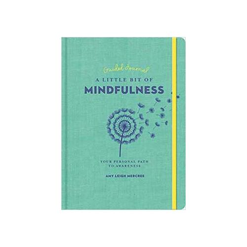 Little Bit Mindfulness Journal Guided Journal