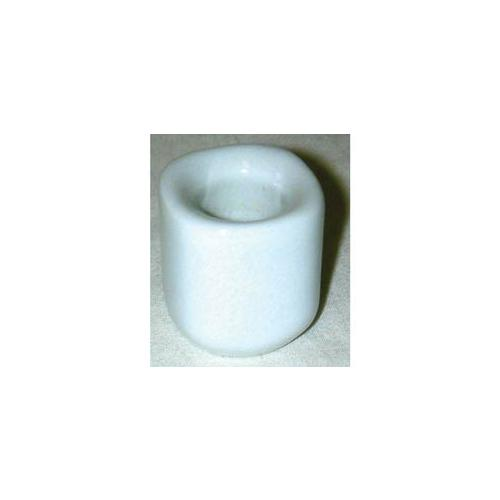 White Ceramic Chime Holder