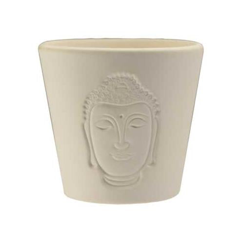Buddha Shadow Votive Candle Holder