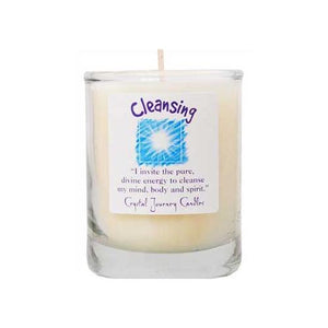 Cleansing Soy Votive Candle