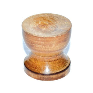 Wood Gazing Ball Stand (3-pk)