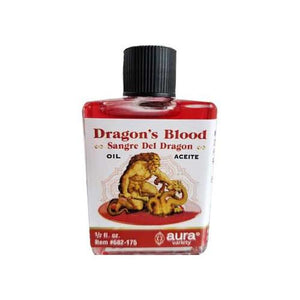 Dragon's Blood Oil 4 Dram