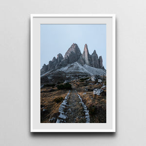 Solitude - Towers of the Dolomites