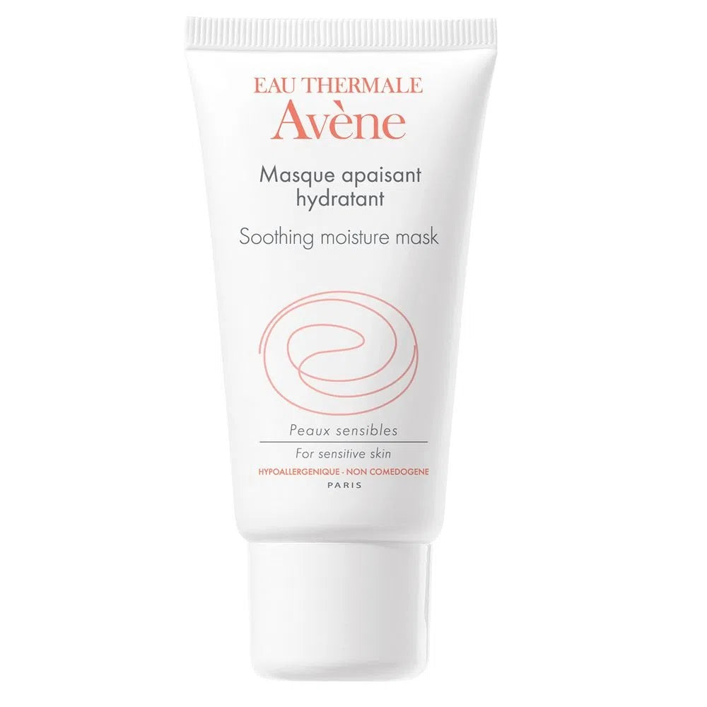 Avene Máscara Facial Hidratante 50 ml