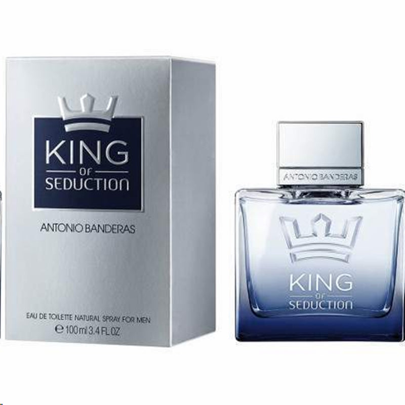 Antonio Banderas King Of Seduction EDT 100 ml