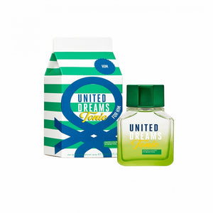 Benetton United Tonic Him 80
