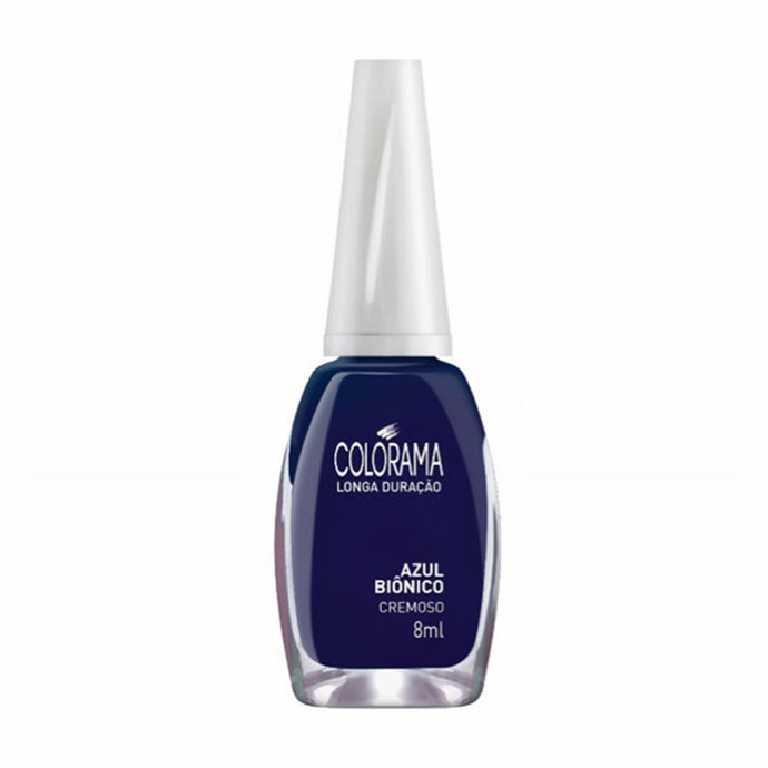 Maybelline Esmalte Colorama Royal Azul Bionico 8 ml