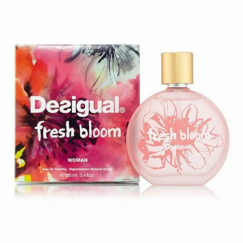 Desigual Fresh Bloom W Edt 100
