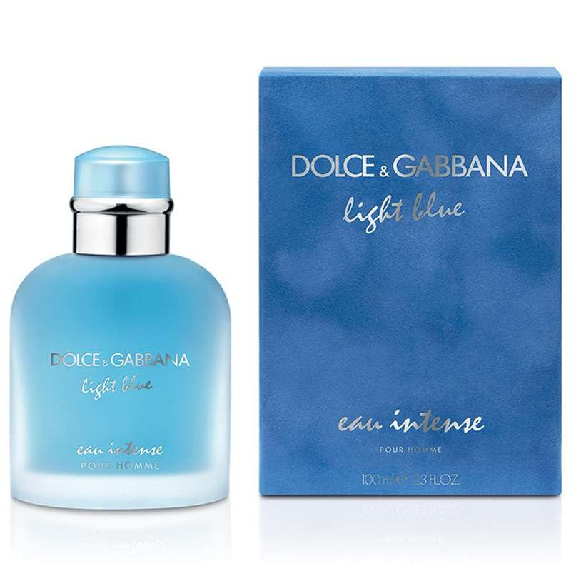 Dolce & Gabbana Light Blue Intense Pour Homme EDT 100 ml