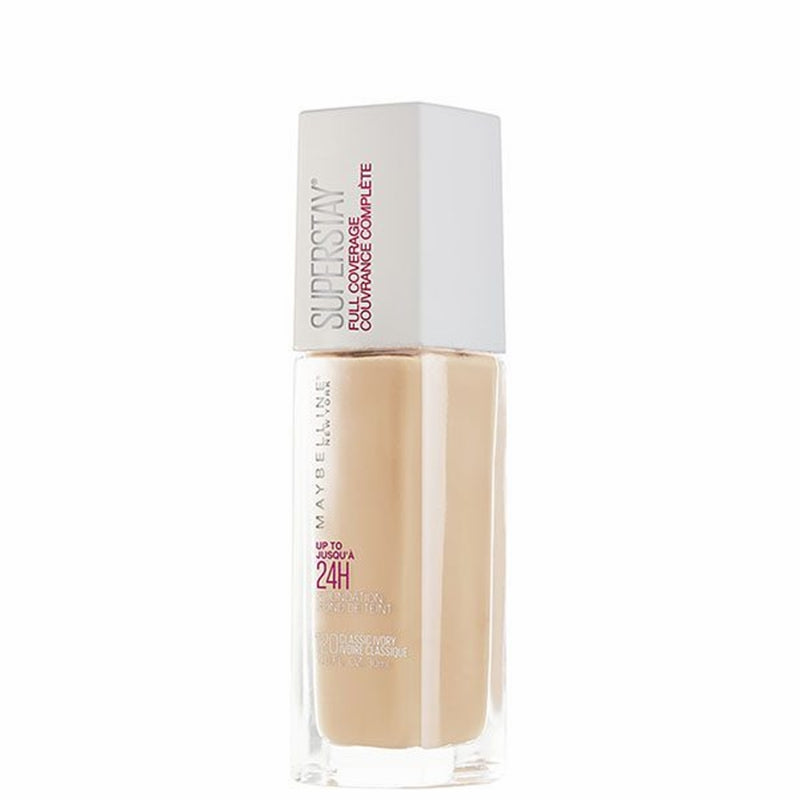 Maybelline Base Liquida Super Stay Coveragede Classic Ivory 30 ml