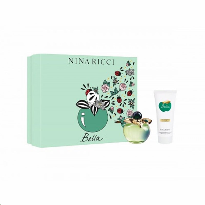Nina Ricci Bella EDT 80 ml + 1 Body Lotion 100 ml! PROMOCION SET!