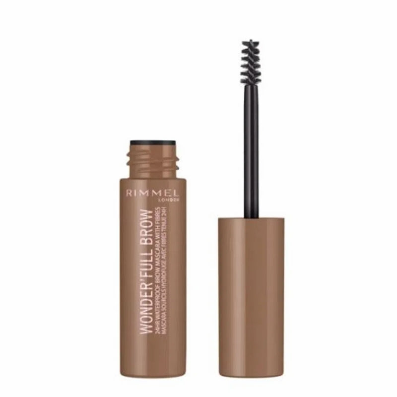 Rimmel Mascara de Cejas Wonder Full Brow 002 Medium Brown 5 ml