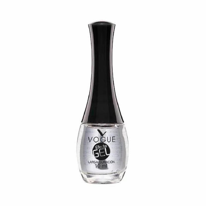 Vogue Esmalte Efecto Gel Top Coat Brillo 10 ml