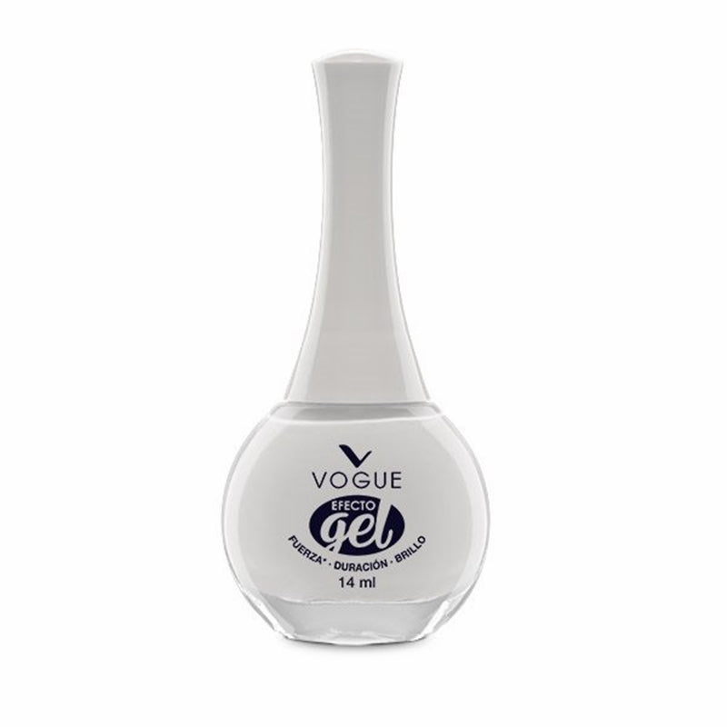 Vogue Esmalte Efecto Gel Paz 14 ml