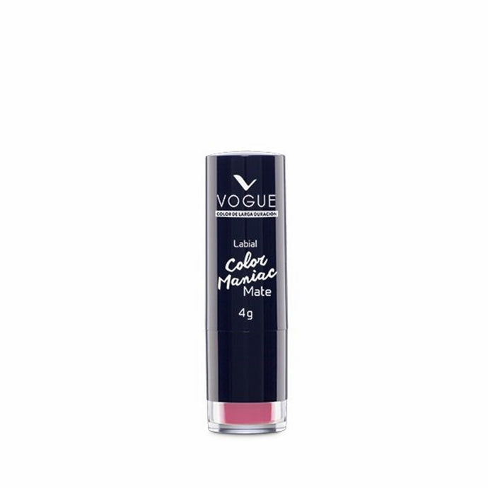 Vogue Labial Color Maniac Mate Coqueta 4 gr