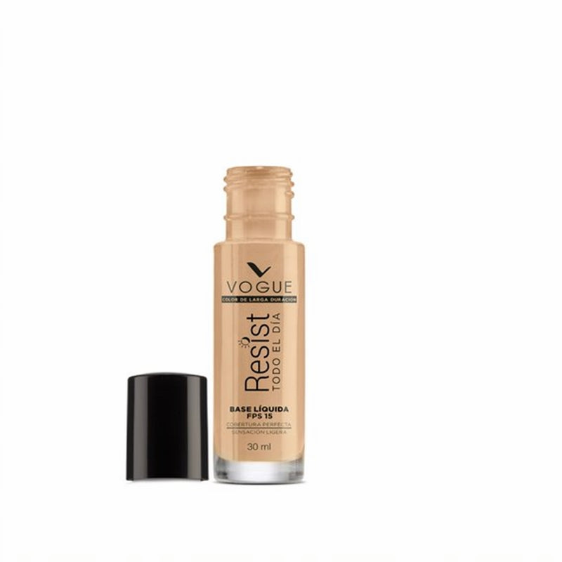 Vogue Base Liquida Resist Natural 30 ml