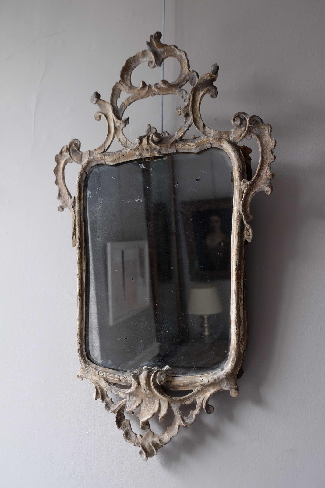 Late 18th C. French Mirror