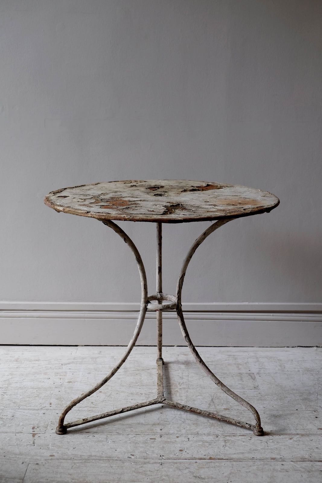 19th C. French Garden Table