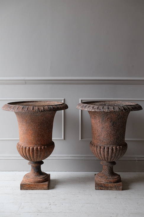 Pair of French Urns c.1900