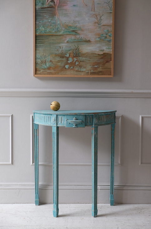 20th C. French Neoclassical Console Table
